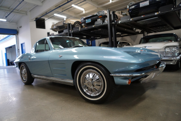 Used 1964 Chevrolet Corvette 327/365HP L76 V8 4 spd Coupe with AC  | Torrance, CA