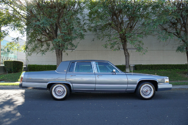 Used 1992 Cadillac 5.0L V8 Brougham with 23K original miles  | Torrance, CA