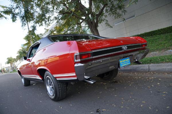Used 1968 Chevrolet Chevelle SS 396 V8 4 SPD 2 Dr Hardtop  | Torrance, CA