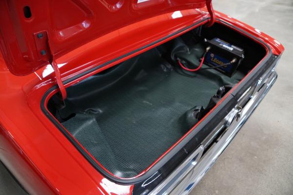 Used 1967 Chevrolet Camaro RS LS3 6 spd Custom  | Torrance, CA