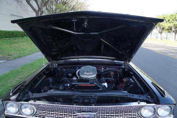 Used 1963 Ford Galaxie 2 Dr 427 Dual 4 BBL V8 4 spd Sedan    Torrance, CA
