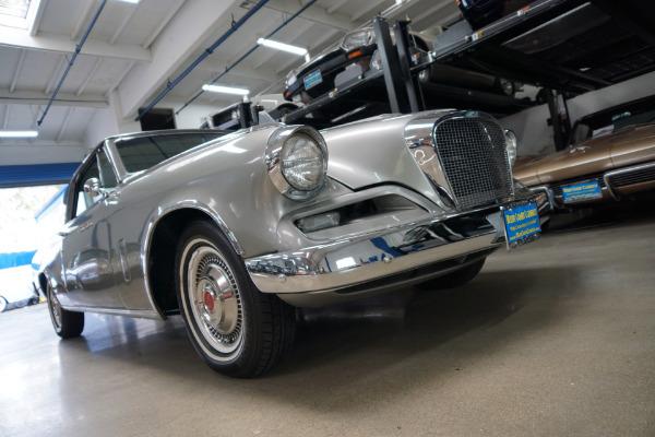 Used 1962 Studebaker Gran Turismo Hawk 289 V8 with rare 4 spd & AC!  | Torrance, CA