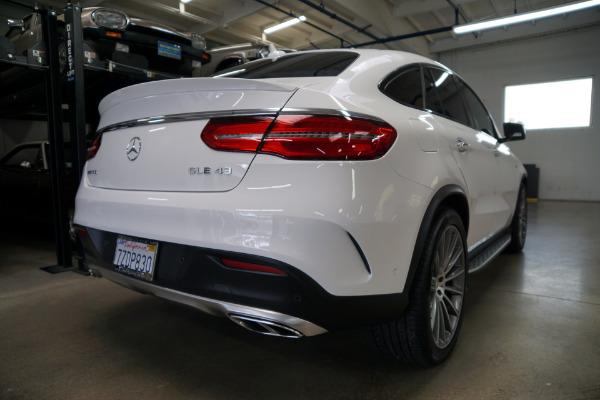 Used 2017 Mercedes-Benz GLE 43 AMG AWD V6 Biturbo SUV COUPE AMG GLE 43 | Torrance, CA