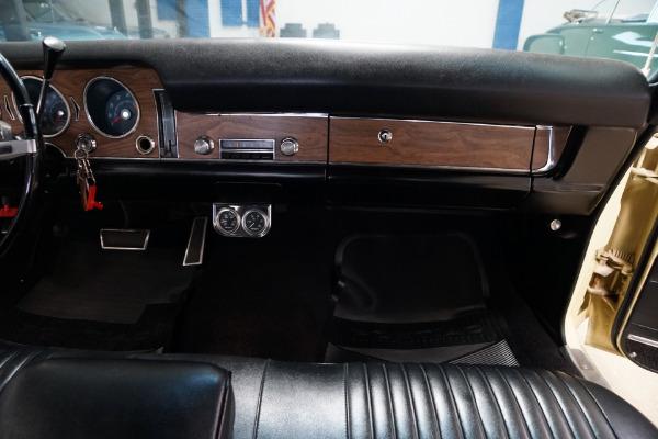 Used 1968 Pontiac GTO 2 Dr Hardtop    Torrance, CA
