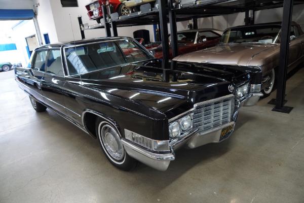 Used 1969 Cadillac Fleetwood 60 Special Sedan  | Torrance, CA