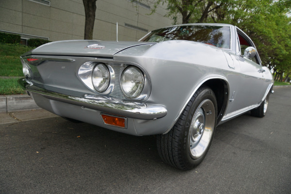 Used 1965 Chevrolet Corvair Monza 2 Dr Hardtop 164/140HP 6 cyl  | Torrance, CA