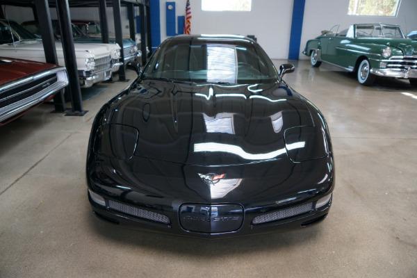 Used 2002 Chevrolet Corvette Z06 WITH 9K ORIGINAL MILES Z06 | Torrance, CA