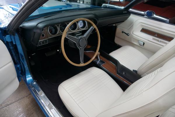Used 1970 Dodge Challenger R/T 528/610HP V8 HEMI Convertible Replica    Torrance, CA