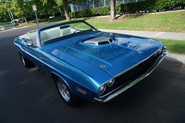 Used 1970 Dodge Challenger R/T 528/610HP V8 HEMI Convertible Replica  | Torrance, CA