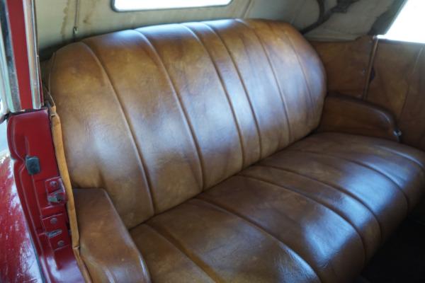 Used 1938 Ford Deluxe V8 Phaeton 4 Door Convertible  | Torrance, CA