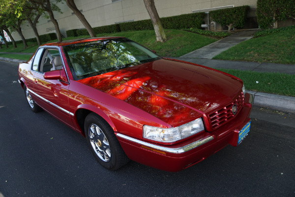 Used 1999 Cadillac Eldorado Touring Coupe with 24K original miles Touring | Torrance, CA