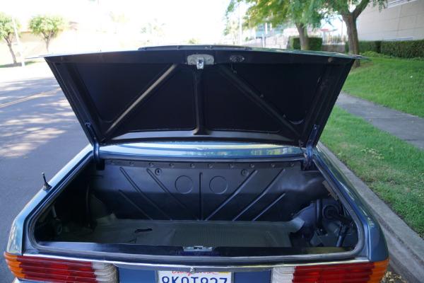 Used 1972 Mercedes-Benz 450SL V8 Roadster  | Torrance, CA