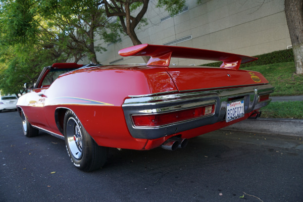 Used 1970 Pontiac Le Mans GTO Judge Tribute 400/330HP V8 Convertible  | Torrance, CA