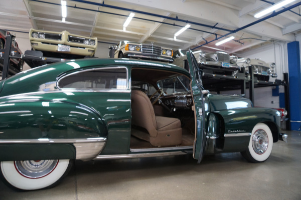 Used 1947 Cadillac 2 Door Fastback Sedanet Club Coupe  | Torrance, CA