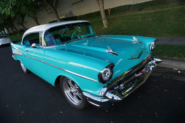 Used 1957 Chevrolet 210 Custom LS3 V8 2 Dr Hardtop with Bel Air Trim  | Torrance, CA