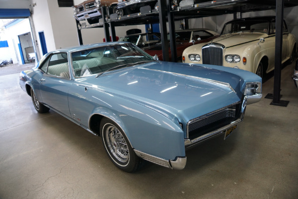 Used 1967 Buick Riviera GS 430/360HP V8 2 Dr Hardtop with 31K original miles  | Torrance, CA