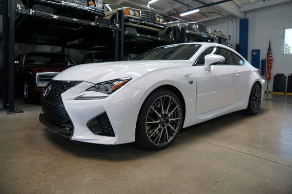 Used 2015 Lexus RC F 5.0L V8 COUPE WITH 6K ORIGINAL MILES!  | Torrance, CA