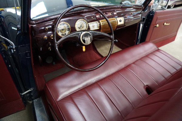 Used 1940 Lincoln Zephyr Continental V12 Convertible  | Torrance, CA