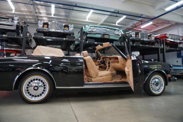Used 1986 Rolls-Royce Corniche II Drop Head Coupe with 62K original miles    Torrance, CA