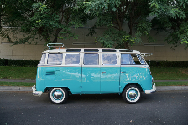 Used 1975 Volkswagen 23 Window Samba Bus Conversion  | Torrance, CA