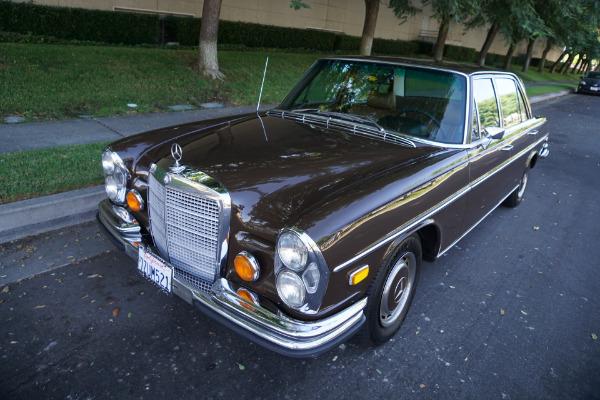 Used 1973 Mercedes-Benz 280 SEL 4.5 V8 Sedan  | Torrance, CA