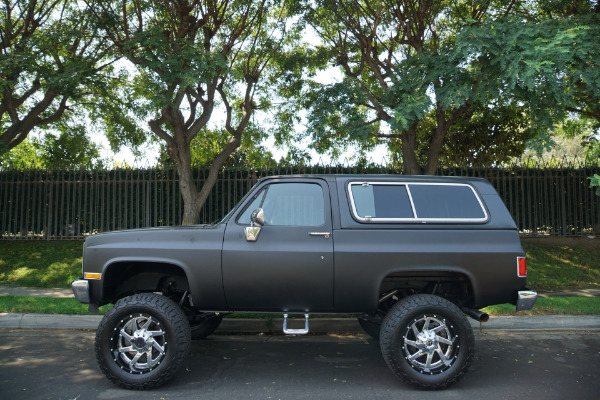 Used 1989 Chevrolet Blazer Silverado 4WD Custom 5.7L LS V8 Silverado | Torrance, CA