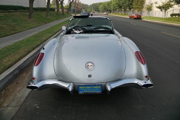 Used 1959 Chevrolet Corvette 283/270HP 2x4V V8 Convertible  | Torrance, CA