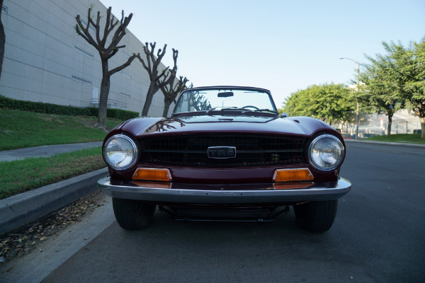 Used 1969 Triumph TR6 Convertible  | Torrance, CA