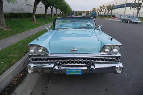 Used 1959 Ford Fairlane 500 Galaxie Skyliner Retractable  | Torrance, CA