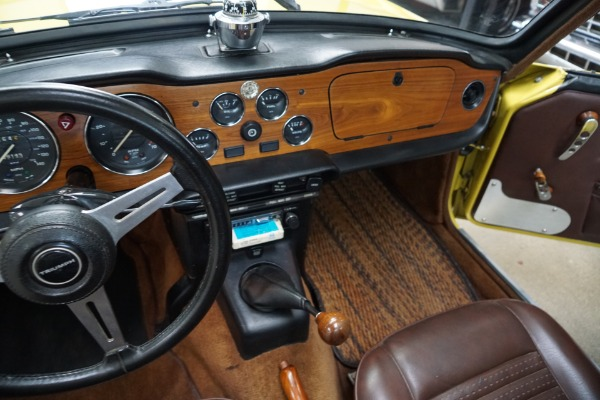Used 1974 Triumph TR6 Roadster  | Torrance, CA
