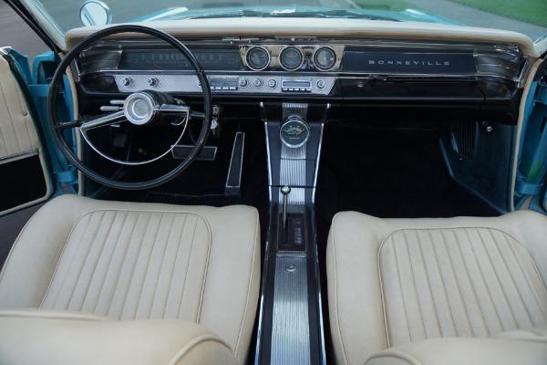 Used 1963 Pontiac Bonneville 400 V8 Convertible  | Torrance, CA