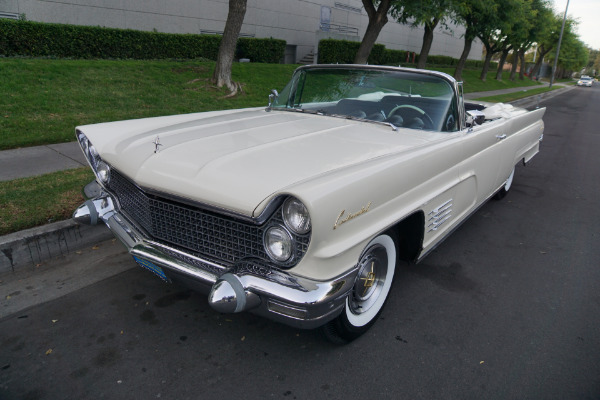 Used 1960 Lincoln Mark V Convertible  | Torrance, CA