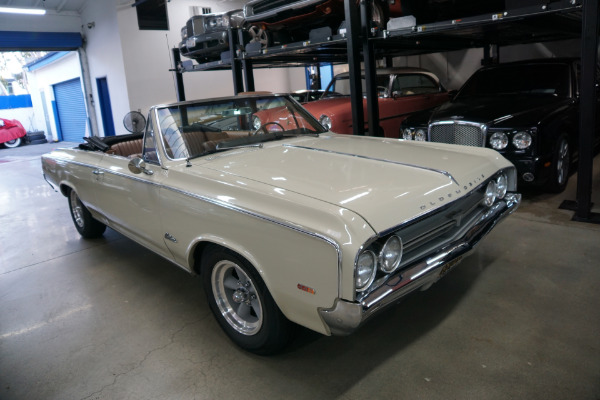 Used 1964 Oldsmobile Cutlass 442 Tribute V8 Convertible  | Torrance, CA
