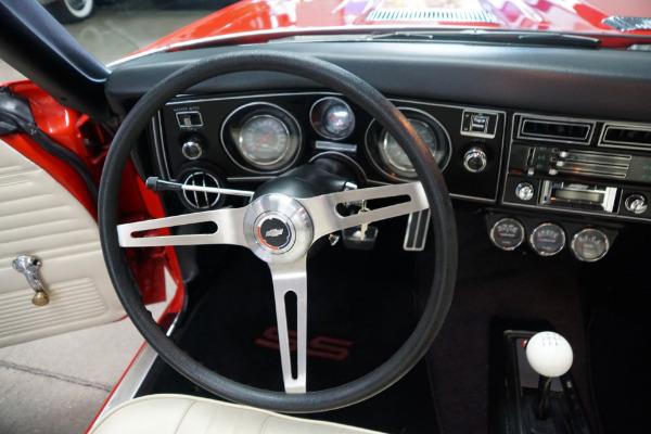 Used 1969 Chevrolet Chevelle Custom LT1 6 spd manual Convertible  | Torrance, CA