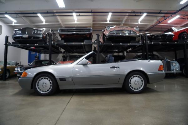Used 1990 Mercedes-Benz 300SL 3.0L 24V 5 spd manual convertible with 13K original miles 300 SL   Torrance, CA