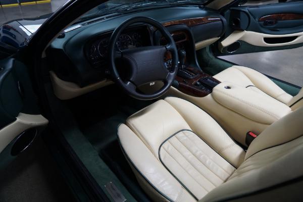 Used 1998 Aston Martin DB7 Volante Convertible  | Torrance, CA