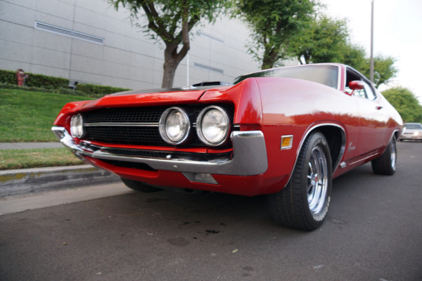 Used 1970 Ford Torino Cobra 2 Dr Fastback 429/370HP CJ V8 4 spd  | Torrance, CA