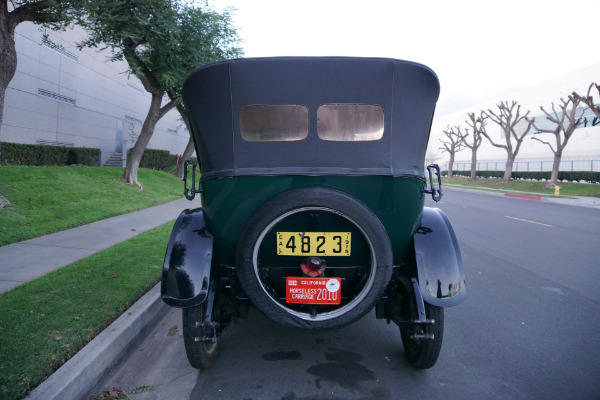 Used 1915 Hupmobile Model K Five Passenger 4 cyl 36HP 119 WB Touring Car  | Torrance, CA