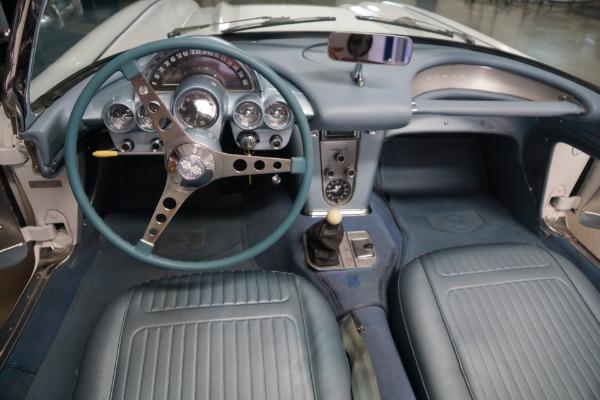 Used 1958 Chevrolet Corvette 283/270HP 2x4V V8 4 spd Convertible  | Torrance, CA