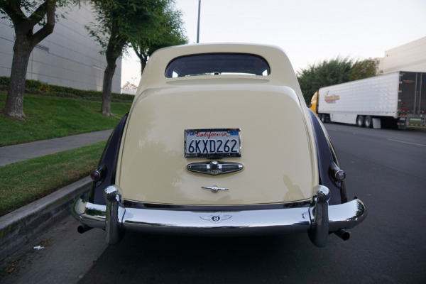 Used 1953 Bentley R-Type 4 1/2 Litre Big Bore LHD Saloon  | Torrance, CA