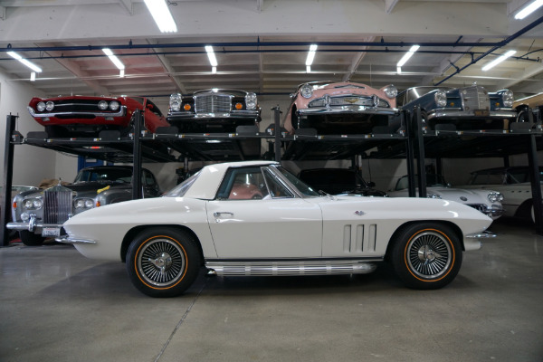 Used 1965 Chevrolet Corvette 327/350HP V8 4 spd Convertible  | Torrance, CA