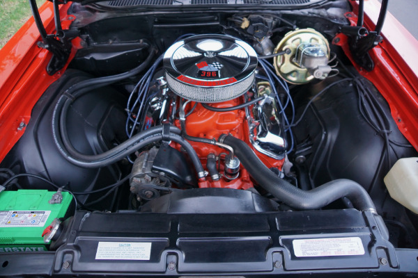 Used 1969 Chevrolet Chevelle SS396/325HP V8 Convertible  | Torrance, CA