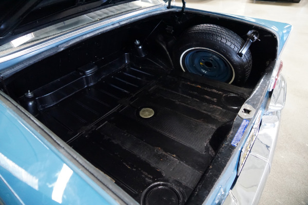 Used 1961 Mercedes-Benz 220B Sedan Heckflosse Fintail Sedan  | Torrance, CA