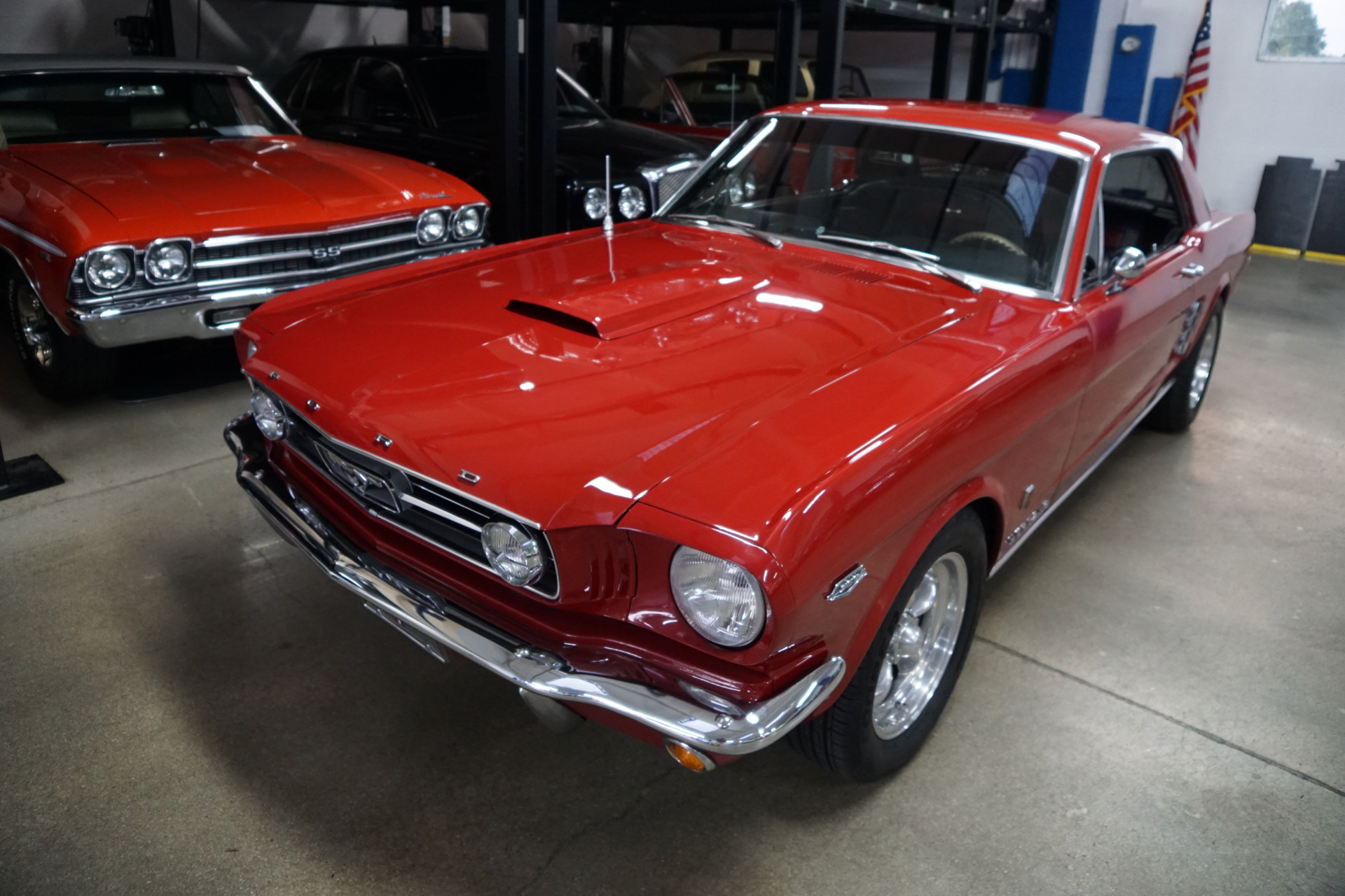 Used 1966 Ford Mustang 289 V8 Custom Restomod  | Torrance, CA