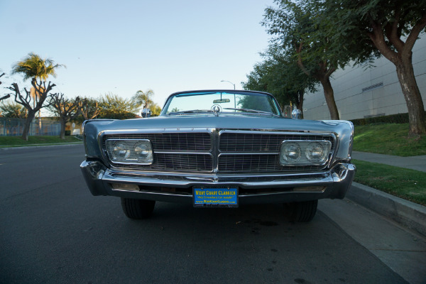 Used 1965 Chrysler Imperial Crown 413/340HP V8 Convertible  | Torrance, CA