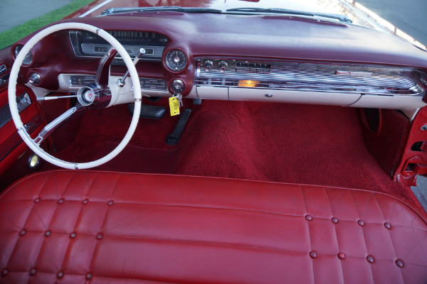 Used 1960 Cadillac Series 62 390/325HP V8 Convertible  | Torrance, CA