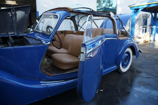 Used 1951 Riley RMD 2 1/5 Litre Drophead Coupe  | Torrance, CA
