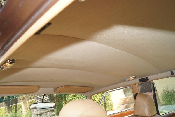 Used 1979 Rolls Royce Silver Shadow II Tan Leather | Torrance, CA
