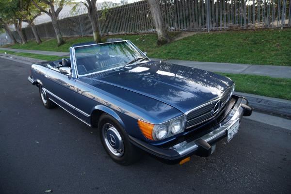 Used 1974 Mercedes-Benz 450SL with 61K original miles  | Torrance, CA