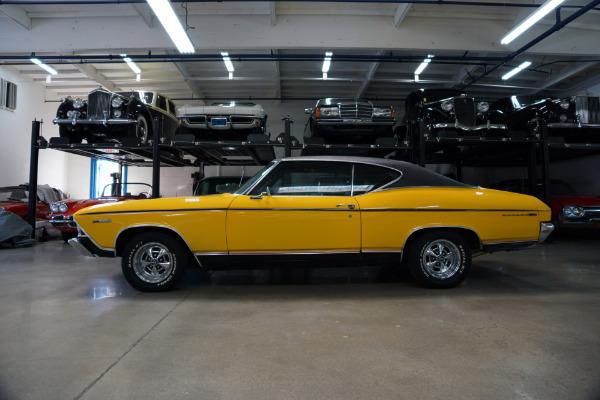 Used 1969 Chevrolet Chevelle 350 V8 2 Door Hardtop  | Torrance, CA